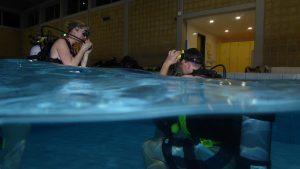Zwembadtraining